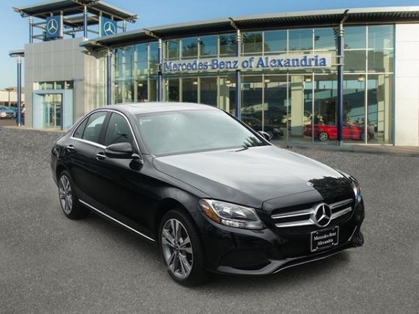 Mercedes Benz Of Alexandria >> 2018 Mercedes Benz C Class C 300 4matic Sedan For Sale In Alexandria