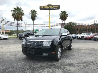2008 Lincoln Mkx Fwd For In San Antonio Tx