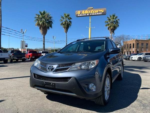 2013 Toyota RAV4 in San Antonio, TX