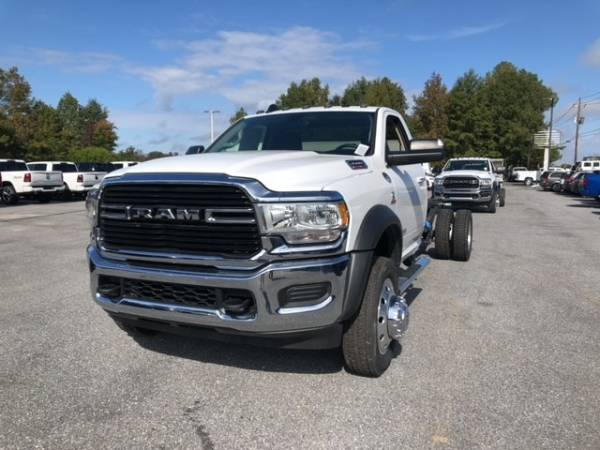 2019 Ram 4500 Chassis Cab