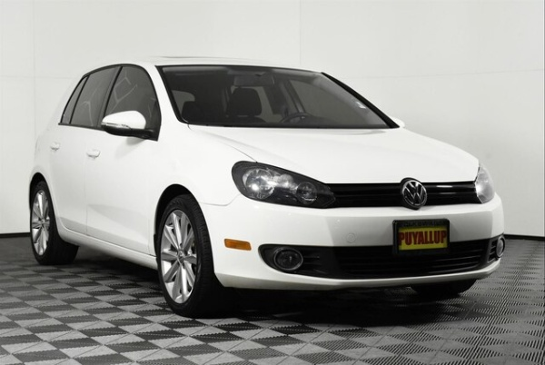2013 Volkswagen Golf in Puyallup, WA