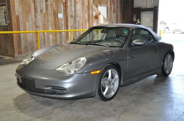 2002 Porsche 911 in Houston, TX