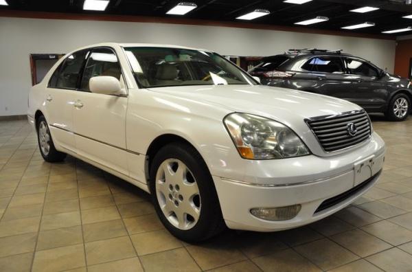 2003 Lexus LS LS 430