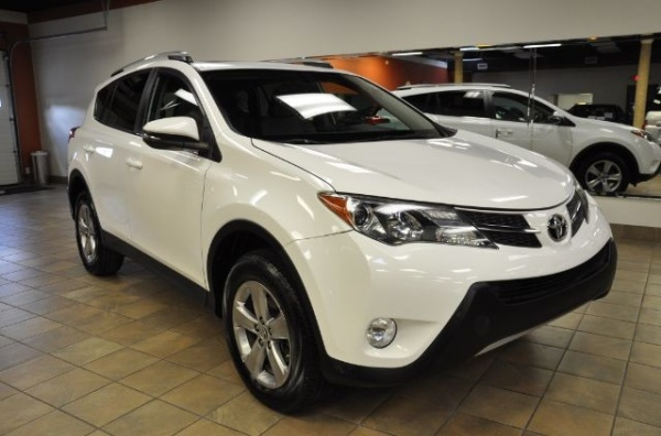 2015 Toyota RAV4 in Houston, TX
