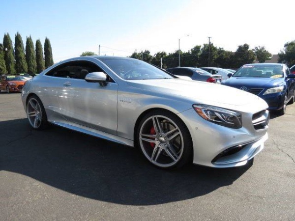 2015 Mercedes Benz S Class S 63 Amg 4matic Coupe For Sale In Ceres
