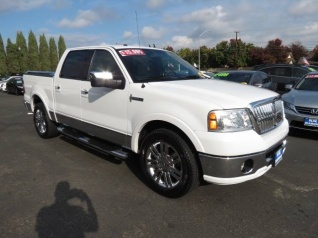 2007 Lincoln Mark Lt 2wd Supercrew 139 For In Ceres