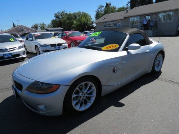 2004 BMW Z4 in Ceres, CA