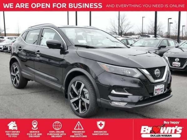 2020 Nissan Rogue Sport in Sterling, VA