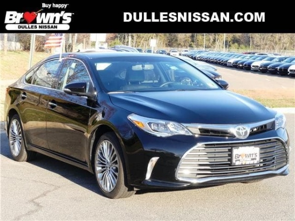 2016 Toyota Avalon In Sterling Va