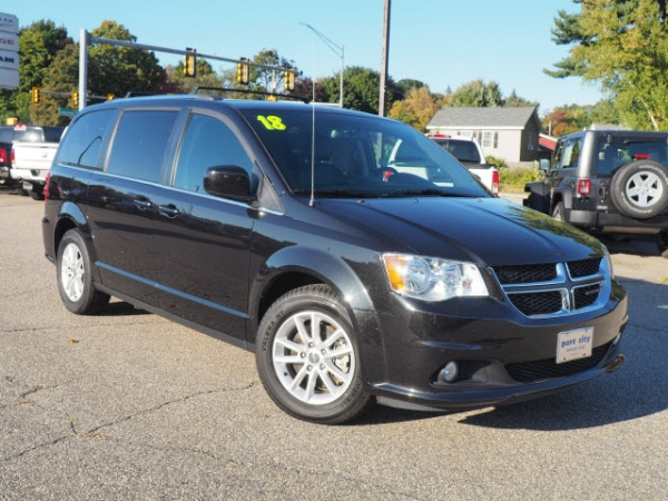 2018 Dodge Grand Caravan in Portsmouth, NH