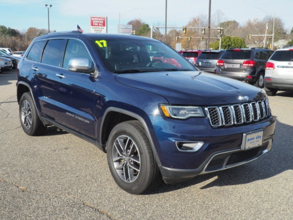 2017 Jeep Grand Cherokee in Portsmouth, NH