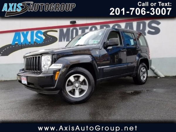 2008 Jeep Liberty in Jersey City, NJ