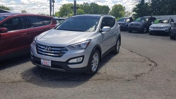 2014 Hyundai Santa Fe Sport in Danville, IL
