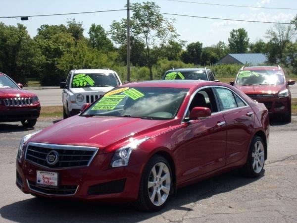 2014 Cadillac ATS in Danville, IL