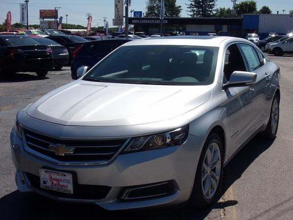 2016 Chevrolet Impala in Danville, IL