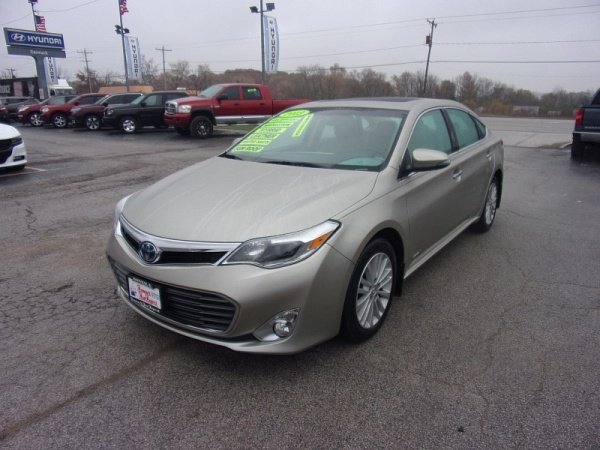 Toyota Danville Il >> 2013 Toyota Avalon Hybrid Limited For Sale In Danville Il