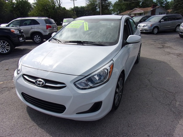 2017 Hyundai Accent in Danville, IL