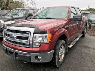 Ford F  Xlt Supercrew  Wd For Sale In Portland Or