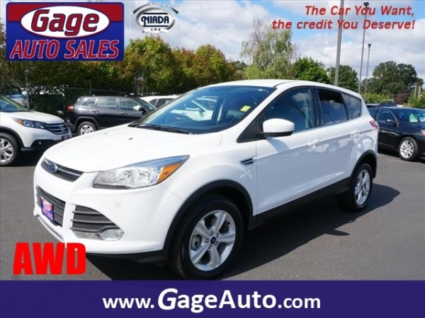 2016 Ford Escape in Milwaukie, OR