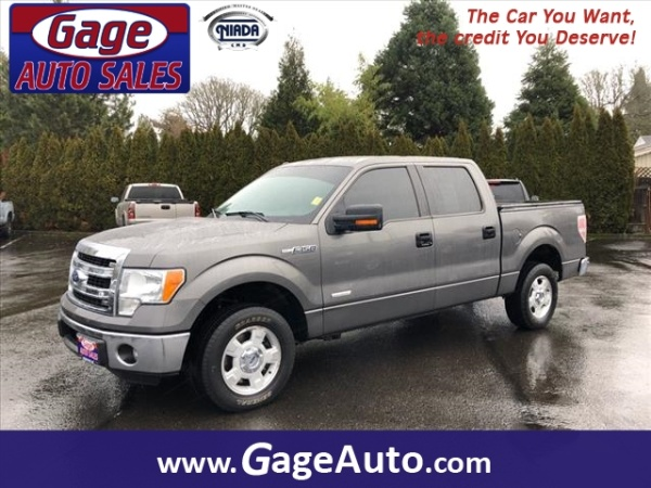 2013 Ford F-150 in Milwaukie, OR