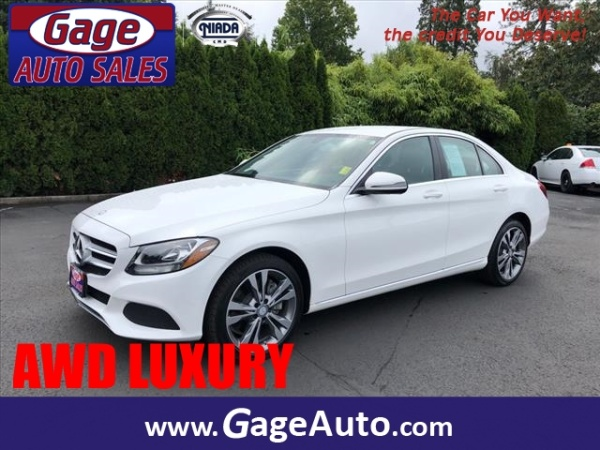 2016 Mercedes-Benz C-Class in Milwaukie, OR