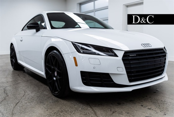 Used Audi Tt For Sale In Camas Wa U S News Amp World Report