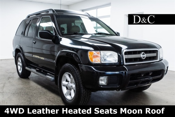 2004 Nissan Pathfinder in Portland, OR