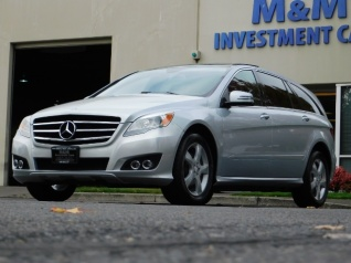 Used 2011 Mercedes Benz R Class R 350 4MATIC For Sale In Portland,