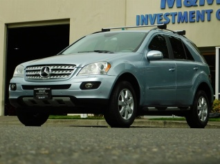 Mercedes Benz Of Portland >> Used Mercedes Benz M Class For Sale In Portland Or Truecar