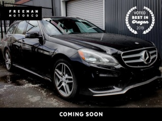 2016 Mercedes Benz E Cl 350 4matic Sport Wagon For In Portland