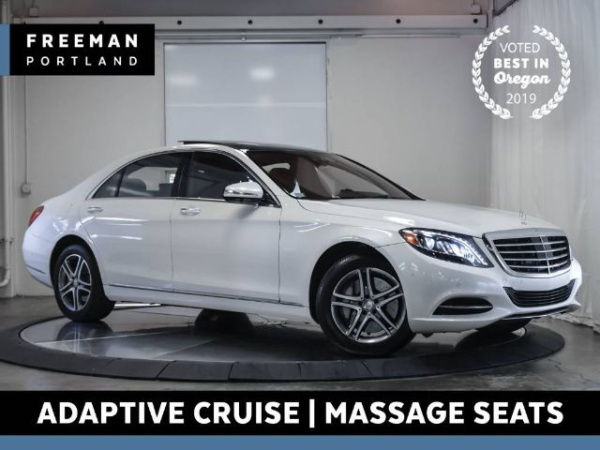 2016 Mercedes-Benz S-Class in Portland, OR