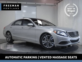 Mercedes Of Portland >> Used Mercedes Benz S Class For Sale In Portland Or Truecar