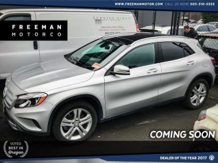 2017 Mercedes Benz Gla 250 4matic For In Portland Or