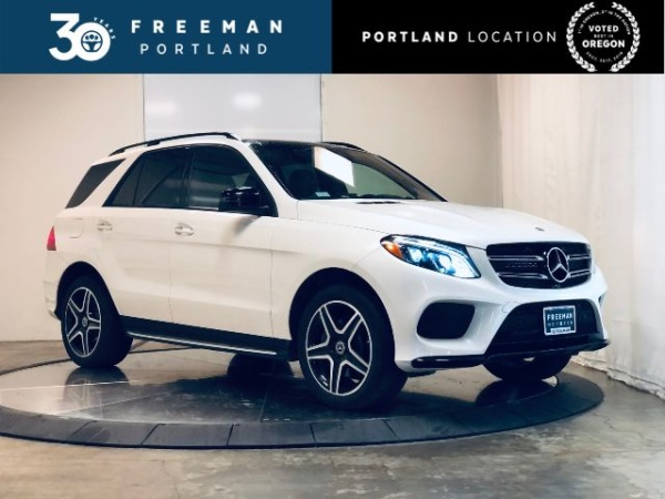 2017 Mercedes-Benz GLE in Portland, OR