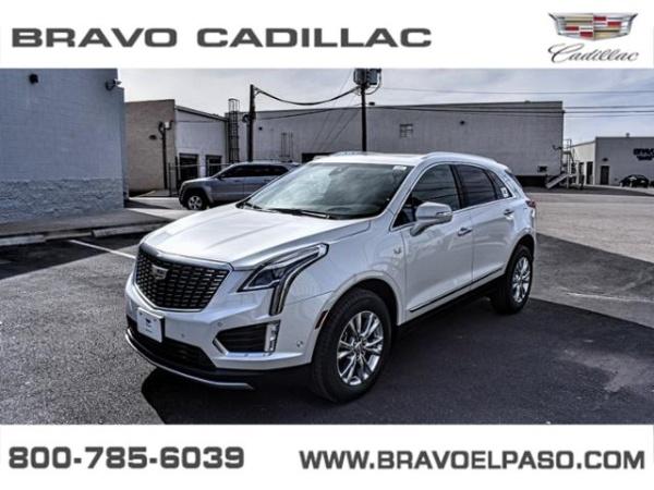 2020 Cadillac XT5 in El Paso, TX