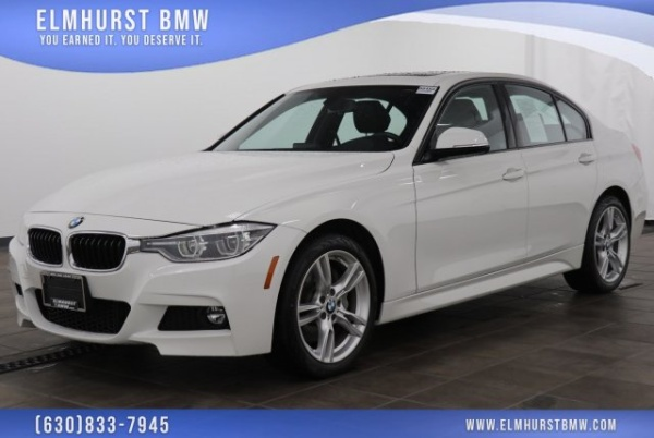 2018 BMW 3 Series in Elmhurst, IL