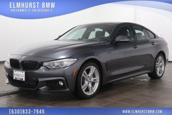 bmw 4 series 2.0l inline-4 gas turbocharged
