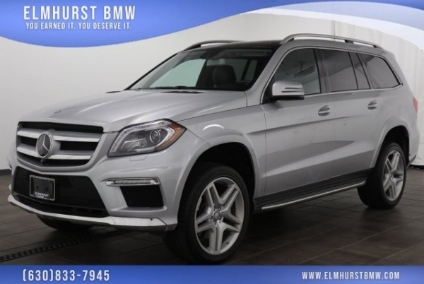 2014 Mercedes-Benz GL GL 550 4MATIC For Sale in Elmhurst, IL
