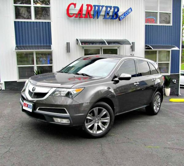 2012 Acura MDX With Advance Package For Sale In Stafford