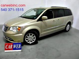 Used Chrysler Town & Countrys for Sale in Fredericksburg, VA
