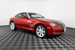 2005 Chrysler Crossfire Limited Coupe For In Pasco Wa