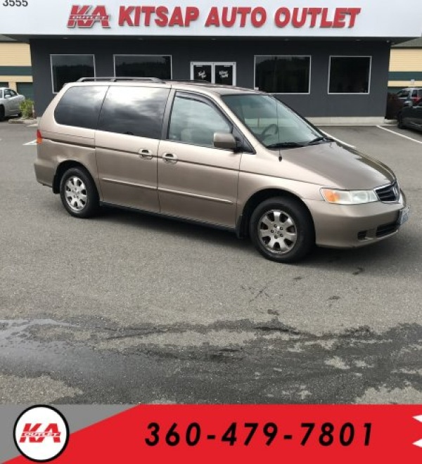 2003 Honda Odyssey Reliability - Consumer Reports