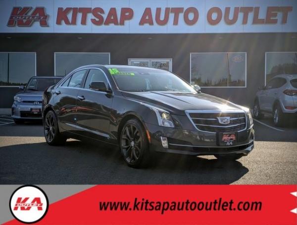 2015 Cadillac ATS in Port Orchard, WA