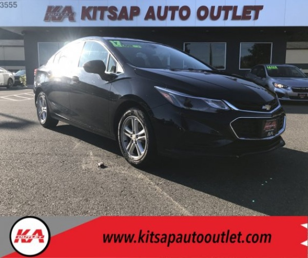 2017 Chevrolet Cruze in Port Orchard, WA