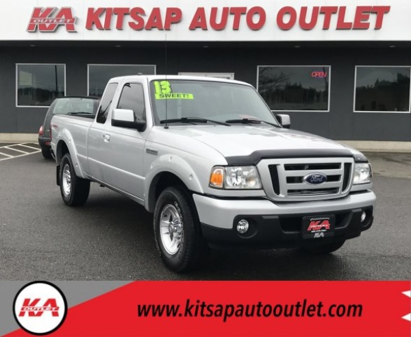 2010 Ford Ranger in Port Orchard, WA
