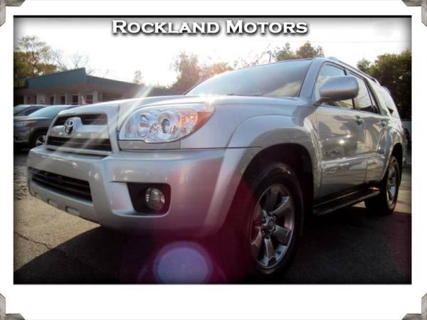 2009 Toyota 4Runner Limited