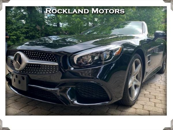 2017 Mercedes-Benz SL in West Nyack, NY