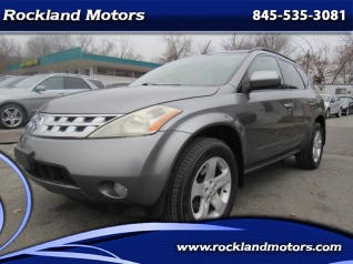2005 Nissan Murano Sl Awd For In West Nyack Ny