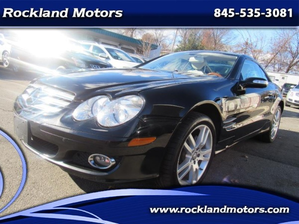 2008 Mercedes-Benz SL in West Nyack, NY
