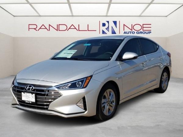 2020 Hyundai Elantra in Terrell, TX